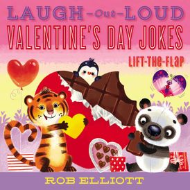 Laugh-Out-Loud Valentine's Day Jokes: Lift-the-Flap