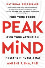 Peak Mind Hardcover  by Amishi P. Jha