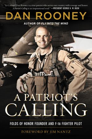 A Patriot's Calling: My Life as an F-16 Fighter Pilot Paperback  by