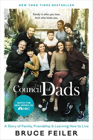 The Council of Dads book image