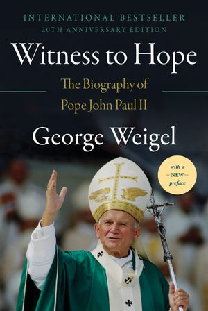 Witness to Hope book image