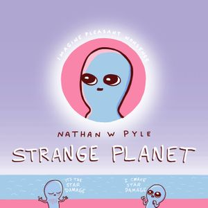 Strange Planet KF8 book image