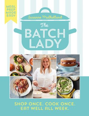 The Batch Lady book image