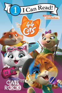 44 Cats: Cats Rock!