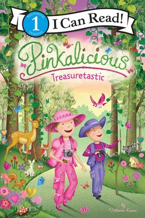 Pinkalicious: Treasuretastic