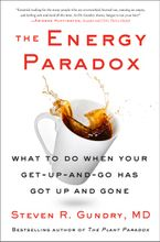Book cover image: The Energy Paradox: How to Stop Being Sick and Tired and Finally Feel Good Again