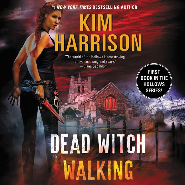 Book cover image: Dead Witch Walking