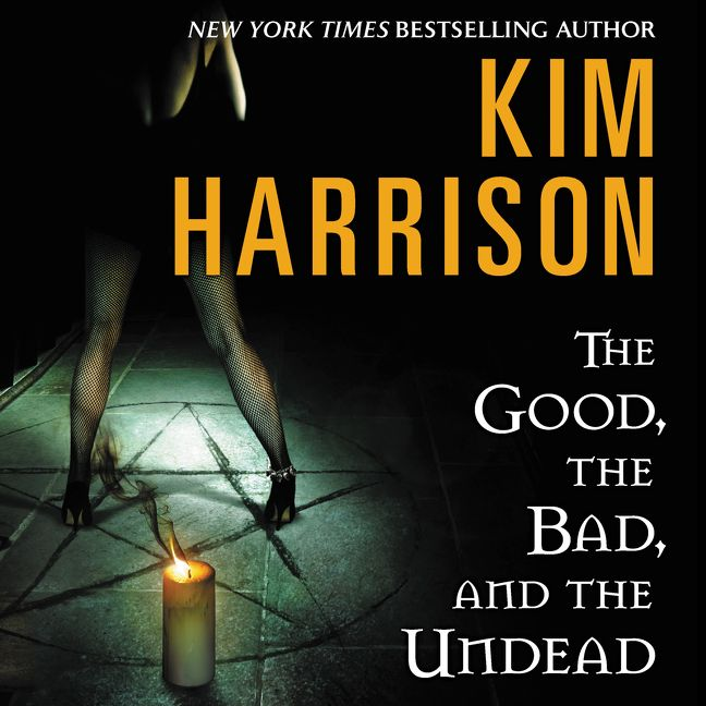 Book cover image: The Good, the Bad, and the Undead
