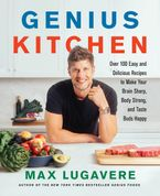 Book cover image: The Genius Kitchen