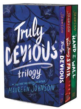Truly Devious 3-Book Box Set