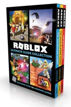 Roblox Ultimate Guide Collection Hardcover  by Official Roblox Books (HarperCollins)