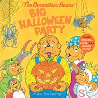 the-berenstain-bears-big-halloween-party