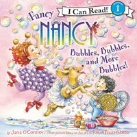 Fancy Nancy I Can Read Books Icanread Com