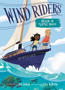 Wind Riders #1: Rescue on Turtle Beach