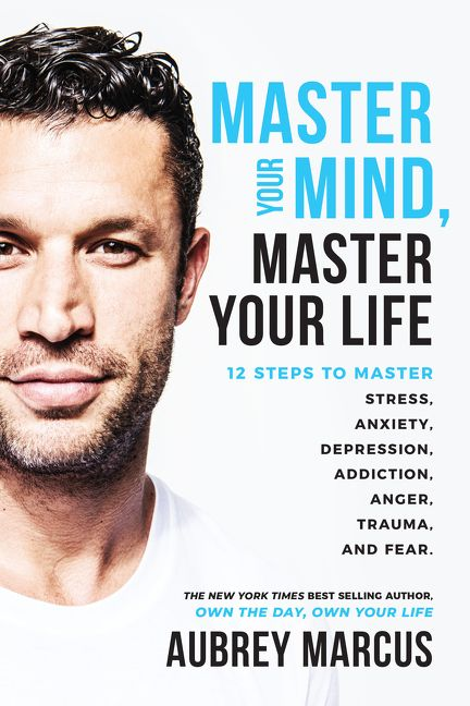 Book cover image: Master Your Mind, Master Your Life: 12 Steps to Master Stress, Anxiety, Depression, Addiction, Anger, Trauma, and Fear