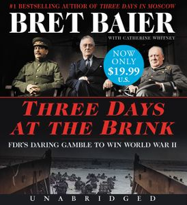 Three Days at the Brink Low Price CD