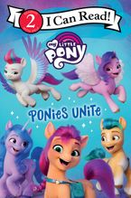 My Little Pony: Cinematic I Can Read #1