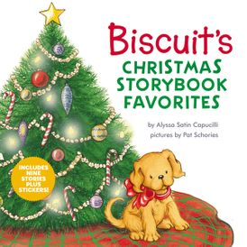 Biscuit's Christmas Storybook Favorites