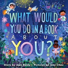 What Would You Do in a Book About You?
