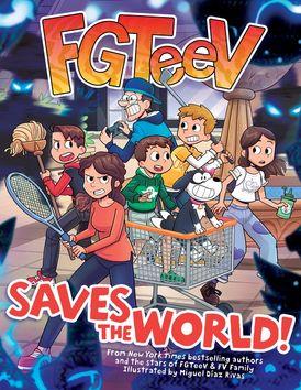 Unti Family Gamer Graphic Novel #2—DJL