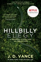 Hillbilly Elegy [movie tie-in] Paperback  by J. D. Vance
