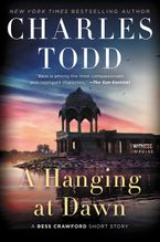 A Hanging at Dawn Paperback  by Charles Todd