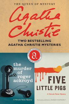 The Murder of Roger Ackroyd & Five Little Pigs Bundle