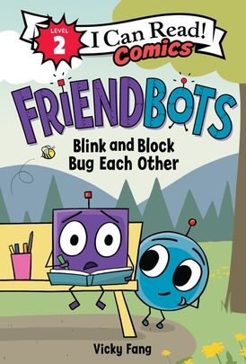 Friendbots: Blink and Block Bug Each Other
