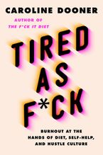 Book cover image: Tired as F*ck