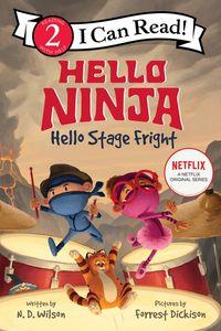 Hello, Ninja. Hello, Stage Fright!