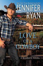 Love of a Cowboy Hardcover  by Jennifer Ryan