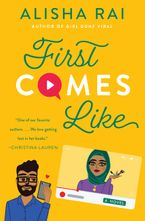 First Comes Like Hardcover  by Alisha Rai
