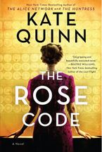 The Rose Code Paperback  by Kate Quinn