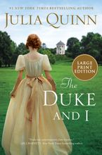 The Duke and I Paperback LTE by Julia Quinn