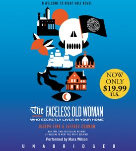 The Faceless Old Woman Who Secretly Lives in Your Home Low Price CD