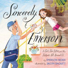 Sincerely, Emerson