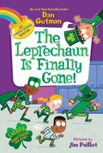 My Weird School Special: The Leprechaun Is Finally Gone! Hardcover  by Dan Gutman