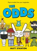 The Odds #1 Hardcover  by Matt Stanton