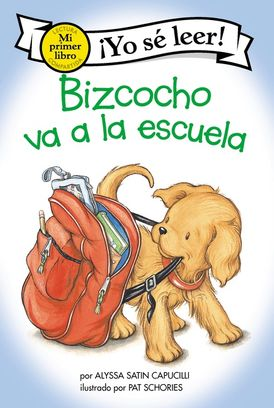 Bizcocho va a la escuela
