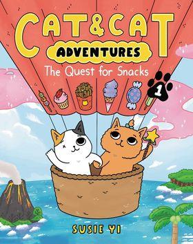 Cat & Cat Adventures: The Quest for Snacks