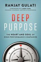 Book cover image: Deep Purpose