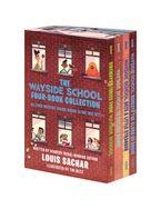 The Wayside School 4-Book Box Set