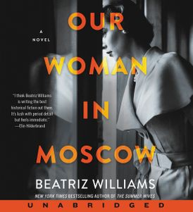 Our Woman in Moscow CD