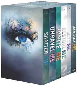 Shatter Me Series 6-Book Box Set