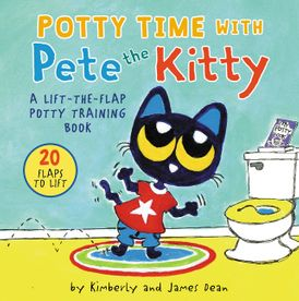 Pete the Kitty's Potty Dance