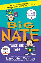 Big Nate: Twice the 'Tude