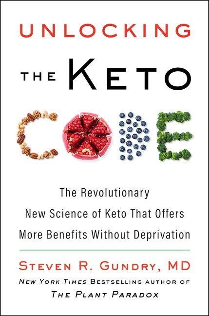 Book cover image: The Keto Paradox