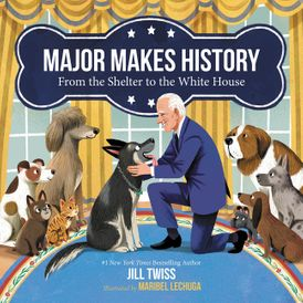 Major Makes History: From the Shelter to the White House
