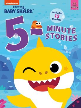 Baby Shark: 5-Minute Stories