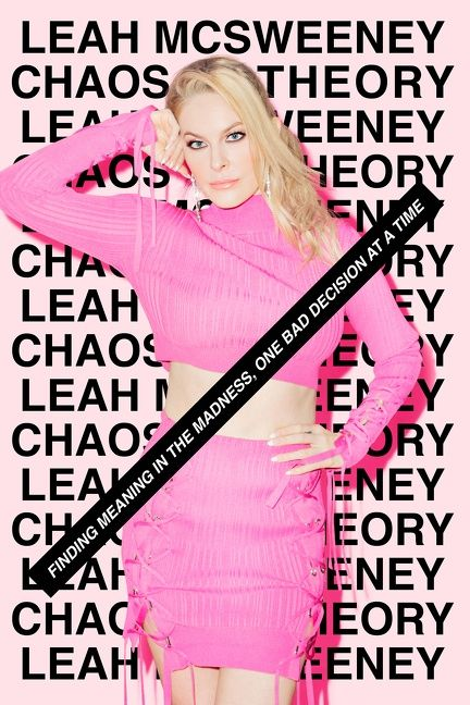 Book cover image: Chaos Theory: How to Embrace the Unexpected and Find Meaning in the Madness